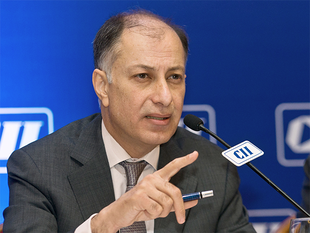 Interview With :   Naushad Forbes, President at CII