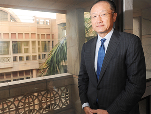 Q&A with :   Jim Yong Kim, President at World Bank Group On India