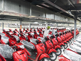 Honda Motorcycle & Scooter India