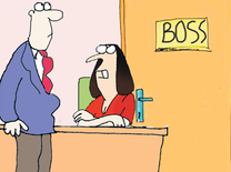 5 ways to deal with a dismissive boss