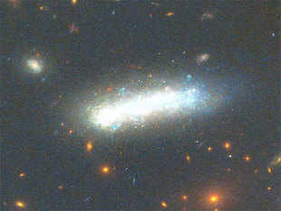 elliptical galaxies football shaped - photo #25