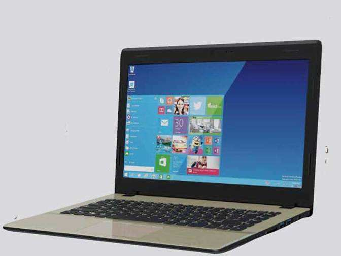 Infocus Buddy Review A Large Screen Laptop Under Rs 15 000