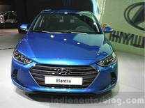 Hyundai Elantra launched in India