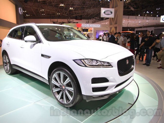 class exteriors not to miss jaguar f pace specifications the economic times. Black Bedroom Furniture Sets. Home Design Ideas