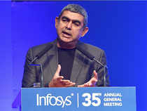 """""""In terms of the 2020 ambition, it doesn't do anything to it. It is our aspiration, I believe that is the right direction, the right aspiration for the company to have...as I have always said it is not a goal,"""" Sikka said."""