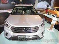 Hyundai Creta S+ Diesel AT launched at Rs 13.56 lakh