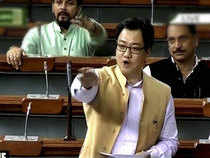 Minister of State for Home Kiren Rijiju said the out of these 73 roads, 46 roads are being constructed by Ministry of Defence and 27 roads by Ministry of Home Affairs.