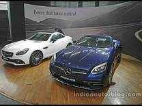 Mercedes SLC launched at Rs 77.5 lakh