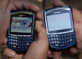 In smartphone age, feature phones making comeback