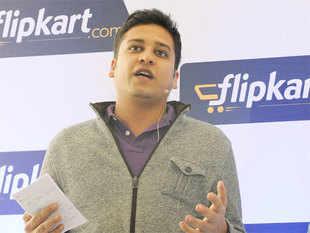 Flipkart CEO,  Binny Bansal leads $1 million seed funding round in YumLane - Economic Times