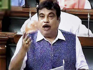 No proposal to convert major ports into corporate companies: Nitin Gadkari