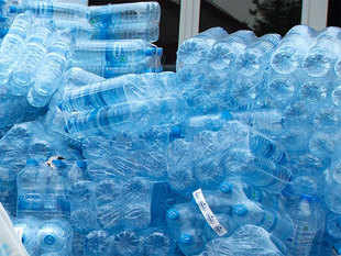 The NGT is hearing a case filed by NGO Him Jaagriti seeking a ban on the use of PET bottles for medicines and other consumables.