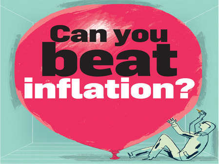 Inflation crosses red line: Here's how your investments can beat it