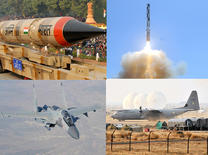 How India is getting into high gears to deter China