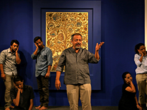 """It's synoptic quality requires a performance that's gentle yet focussed, sharp but also open,"" says Shanbag, who conceptualised the play for the literature section of the Kala Ghoda Arts Festival in 2015."