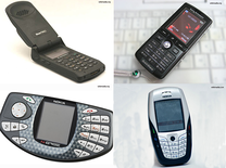Check out the most iconic mobile phones of the past