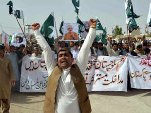 Balochistan adopts resolution against PM Modi - The ...