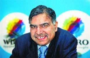 Girish S Paranjpe, Joint CEO, Wipro