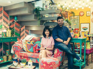 In the age of clicks, Chumbak  leads with footfalls - Economic Times