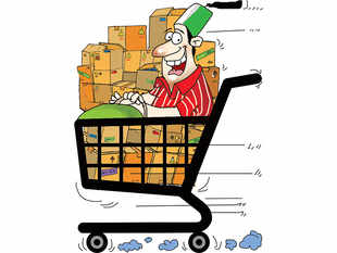 Indian online retail market to  trail behind China: Report - Economic Times