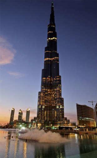 In Pics: Burj Dubai opens I Facts about Burj Dubai I Dubai debt crisis