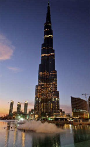 In Pics: Burj Dubai opens I Facts about Burj Dubai I Dubai debt crisis