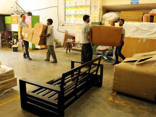 Urban Ladder wants to convert  into a single brand retailer - Economic Times
