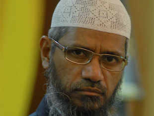 attack on me will be attack on indian muslims zakir naik the