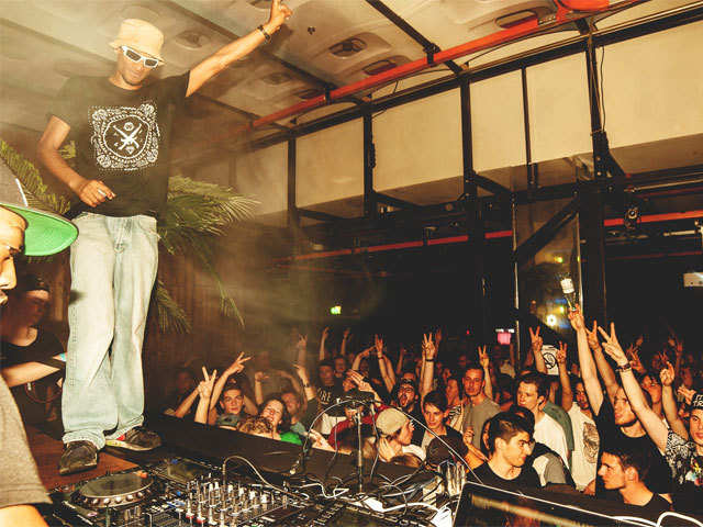Shake a leg at the Amsterdam dance event this October