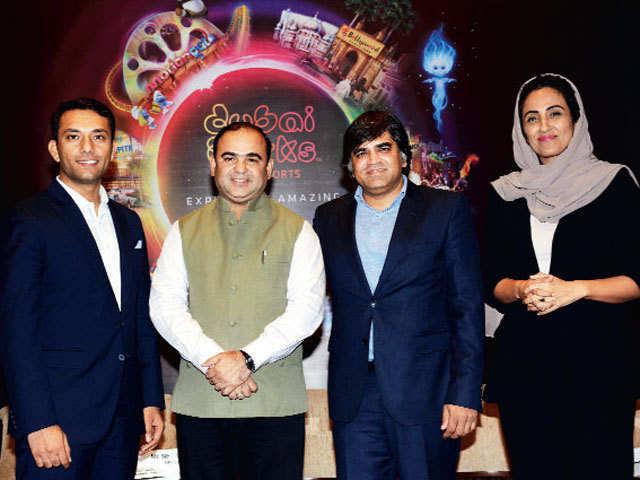 Bollywood comes to Dubai with Mumbai Chowk