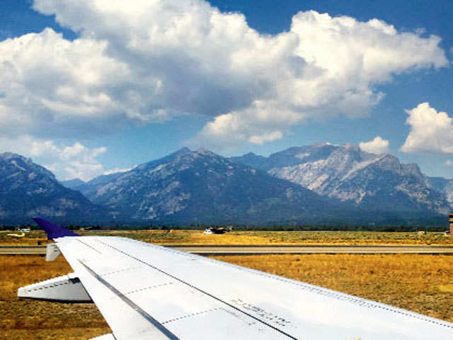 From Harrison Ford to 'Brokeback Mountain', Jackson Hole Airport has a Hollywood connection