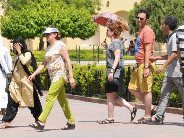Over 6,000 travellers arrived on e-tourist visa in August