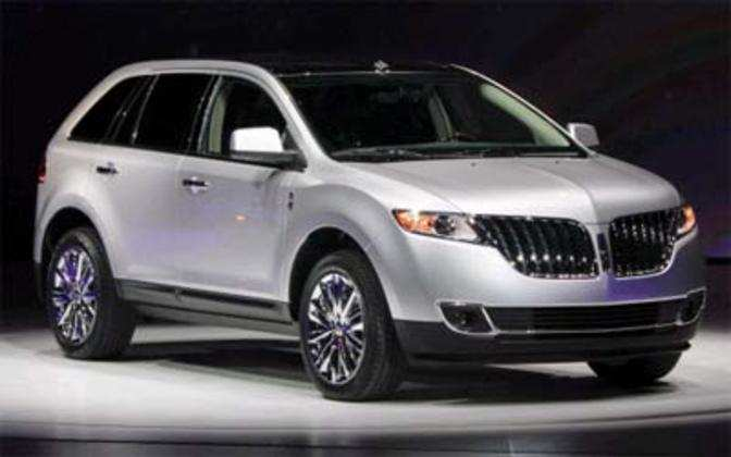 Lincoln Mkx Crossover The Economic Times