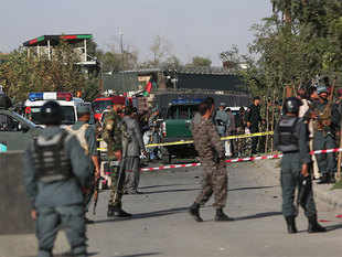 Eight Afghan police killed in 'friendly fire' by US in Tali area: Officials