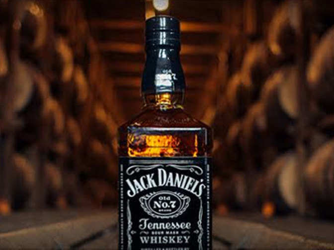 Know how jack daniels became one of the top selling american whisky brands for Photos jack daniels