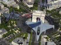 Rafale jet can hit long distance target