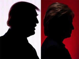 Hillary Clinton, Donald Trump, From GoogleImages