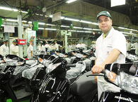 Tapukara plant running at full capacity: Honda Motorcycle