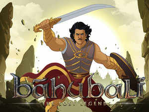 Now 'Baahubali' to be released as an animated series on Amazon