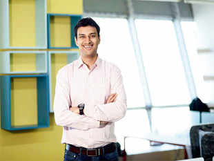 Dhruvil Sanghvi, 27 Cofounder, Loginext, a logistics data analytics firm Paytm invested $10 million last September. Earlier in April, it raised $500,000 Hit revenue mark of $1m this year; claims to be profi table.