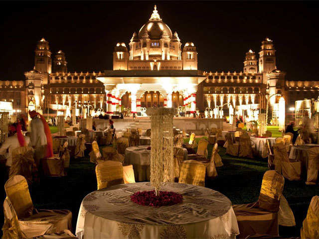Palatial weddings! Experience a hint of culture & tradition on your big day in Jodhpur