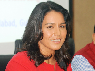 "Tulsi Gabbard, the first Hindu lawmaker in the US House of Representatives, said Pakistan has ""continued to allow terrorist organisations to operate within their borders."