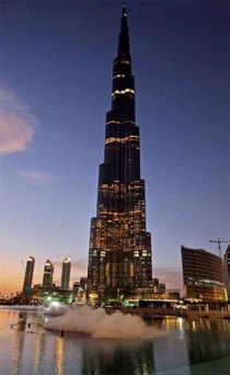 In Pics: Burj Khalifa  Dubai's breif history of mega projects  Full coverage: Dubai debt crisis