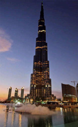 In Pics: Burj Khalifa  Dubai's breif history of mega projects  Full coverage: Dubai debt crisis