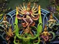 Durga Puja: Country celebrates MahaNavmi