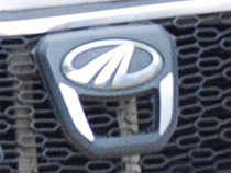 Mahindra's shares rose as much as 1 per cent to 1,387 rupees in Mumbai trading on Monday.