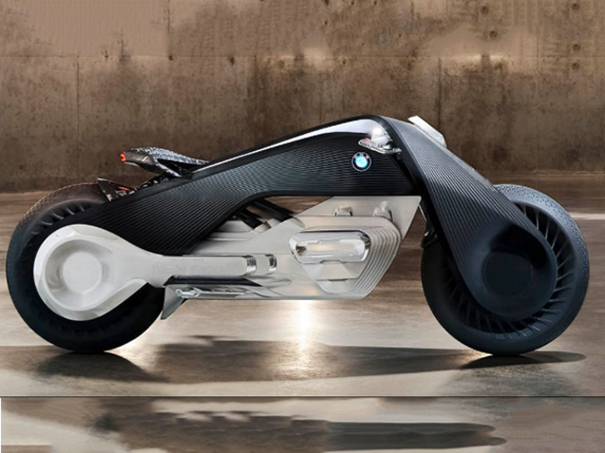 Will it ever hit the roads  BMWs new motorcycle concept is so