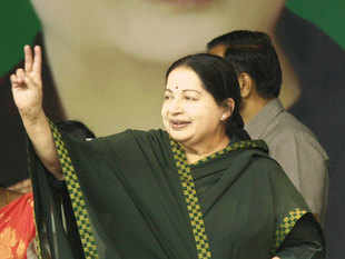 Jayalalithaa's faction consolidated and returned to power after the dismissal of the DMK government, in alliance with the Congress, in 1991.