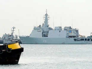 """""""You can plainly see how the security of the Indian Ocean is inextricably linked to the stability of the global economy,"""" Manpreet Singh Anand said."""