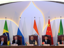 The BRICS nations stated in the declaration that they support the strengthening of international cooperation against corruption.